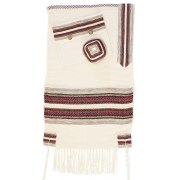 Handmade Eternity Tallit, Prayer Shawl