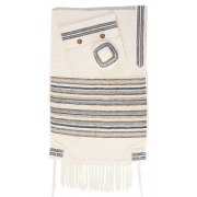 Handmade Glory Tallit, Prayer Shawl