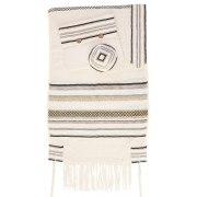 Handmade Kingdom Tallit, Prayer Shawl