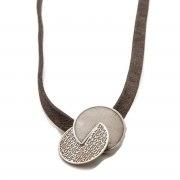 72 Names Of God Silver Kabbalah Necklace