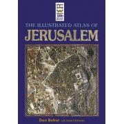 Buy The illustrated atlas of Jerusalem - Hardcover