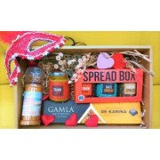Taste of Israel Love Themed Purim Gift Box