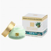 Intensive Avocado & Aloe Vera Face Cream with Dead Sea Minerals