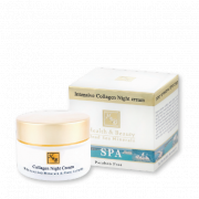 Intensive Collagen Night Cream, Dead Sea Cosmetics