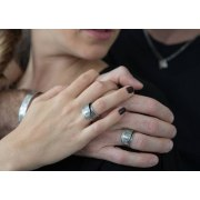 Women Of Valor Silver Ring
