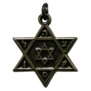 Israel Defence Force, Star of David Necklace