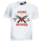 Israel T-Shirt - Guns n' Moses (Men)