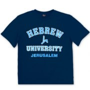 Israel T-Shirt - Hebrew University of Jerusalem (Men)