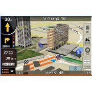 Buy Israel2Go 3D Israel Maps for PDA, GPS English 3D Maps