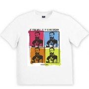 Israeli T Shirt Theodor Herzl