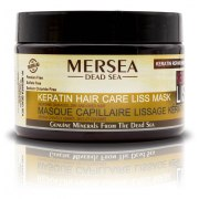 Keratin and Dead Sea Minerals Hair Liss Mask Repairing Damaged Dry and Dyed Hair