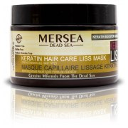 Keratin and Dead Sea Minerals Hair Liss Mask Strengthening all Hair Types
