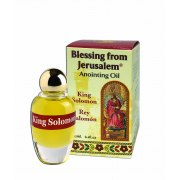 Blessing from Jerusalem Anointing Oil King Solomon (12 ml)