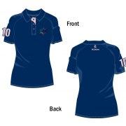 Ladies Polo Shirt for 2011 European Maccabi