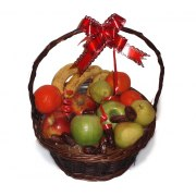 Purim Fruit Basket - Large (Israel Only)