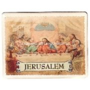 The Last Supper Fridge Magnet, Israel Souvenirs