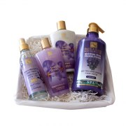 Lavender Body Care Gift Set