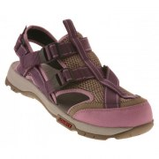 Leather & Mesh Ibex Womens Source Sandal, NEW Style!