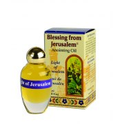 Blessing from Jerusalem Anointing Oil Light of Jerusalem (12 ml)