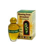 Blessing from Jerusalem Anointing Oil Lily of the Valley (12 ml)