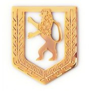 Lion of Judah, Bookmark