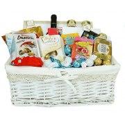 Luxurious and Delightful Sweetness Gift Basket
