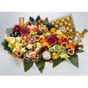 Magical Holiday Special Fruit Basket – Israel Delivery only