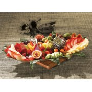Magical Melody Crystal Gift Fruit Tray – Israel delivery only