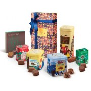 Max Brenner #8: Rosh Hashana Gift Basket of Chocolates