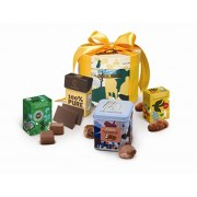 Max Brenner Kosher Gift Box of Chocolates #4 Kosher for Passover