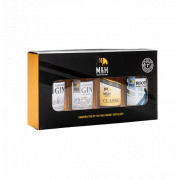 Milk & Honey Israeli Whiskey Miniatures Set Distillates
