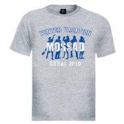 MOSSAD - Winter Vacation Dubai 2010 - Mens Israel T-shirt
