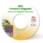MP3 Haggadah for Pesach