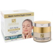 Multi-Active Night Cream with Hyaluronic and Caviar Extract
