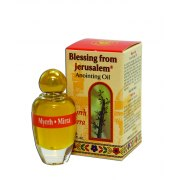 Blessing from Jerusalem Anointing Oil Myrrh Fragrance (12 ml)