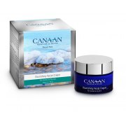 Dead Sea Canaan Silver Line Nourishing Facial Cream Normal to Dry Skin