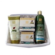 Olive Oil Face and Body Care Gift Set