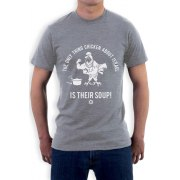 Only Thing Chicken About Israel Is Their Soup, Israel T-Shirt
