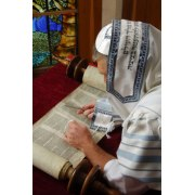 Peace Wool Tallit Prayer Shawl