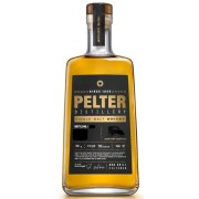 Pelter Distillery Single Malt Whiskey