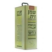 Extra Virgin Olive Oil Etz Hasade Picual Olives (5 liter)