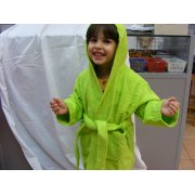Hooded Bathrobes for Toddlers