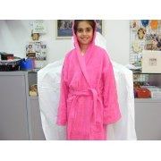 Hooded Bathrobes for Youth