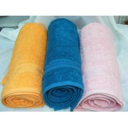 Pinat Eden Embroidered with Love Plush Bath Towels