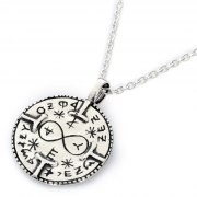 Power of Life Kabbalah Amulet