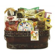 Purim King's Elegance Gift Basket