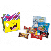 Purim Mask and Mishloach Manot Surprise Bag
