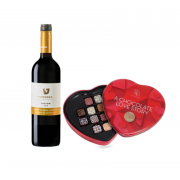 Max Brenner Red Wine And Pralines Gift Box