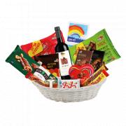 Rosh Hashanah Basket - Large Family Basket