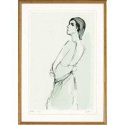 Ruth Schloss  - Image of Woman - Israel Art
